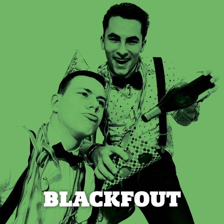 carnaval mill blackfout