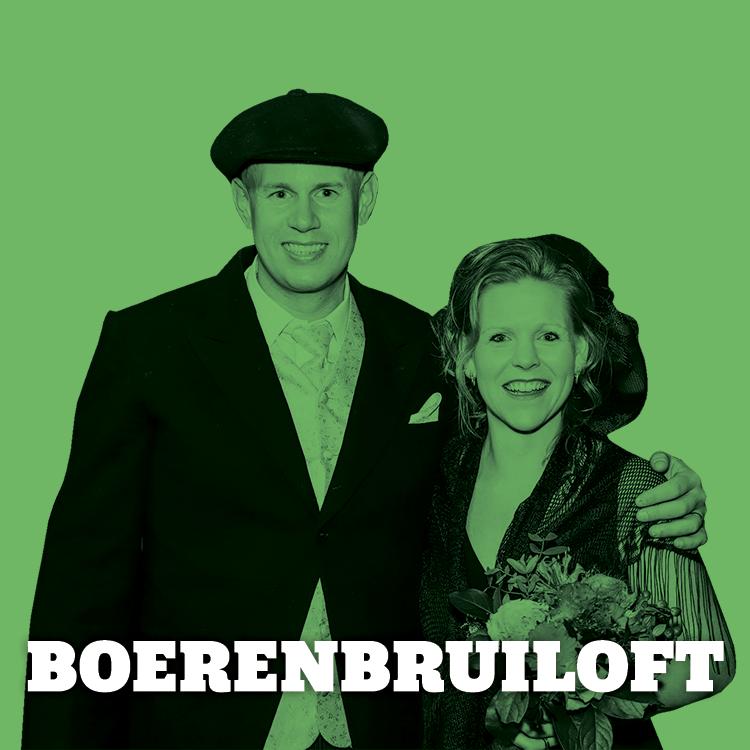 carnaval mill boerenbruiloft 2019