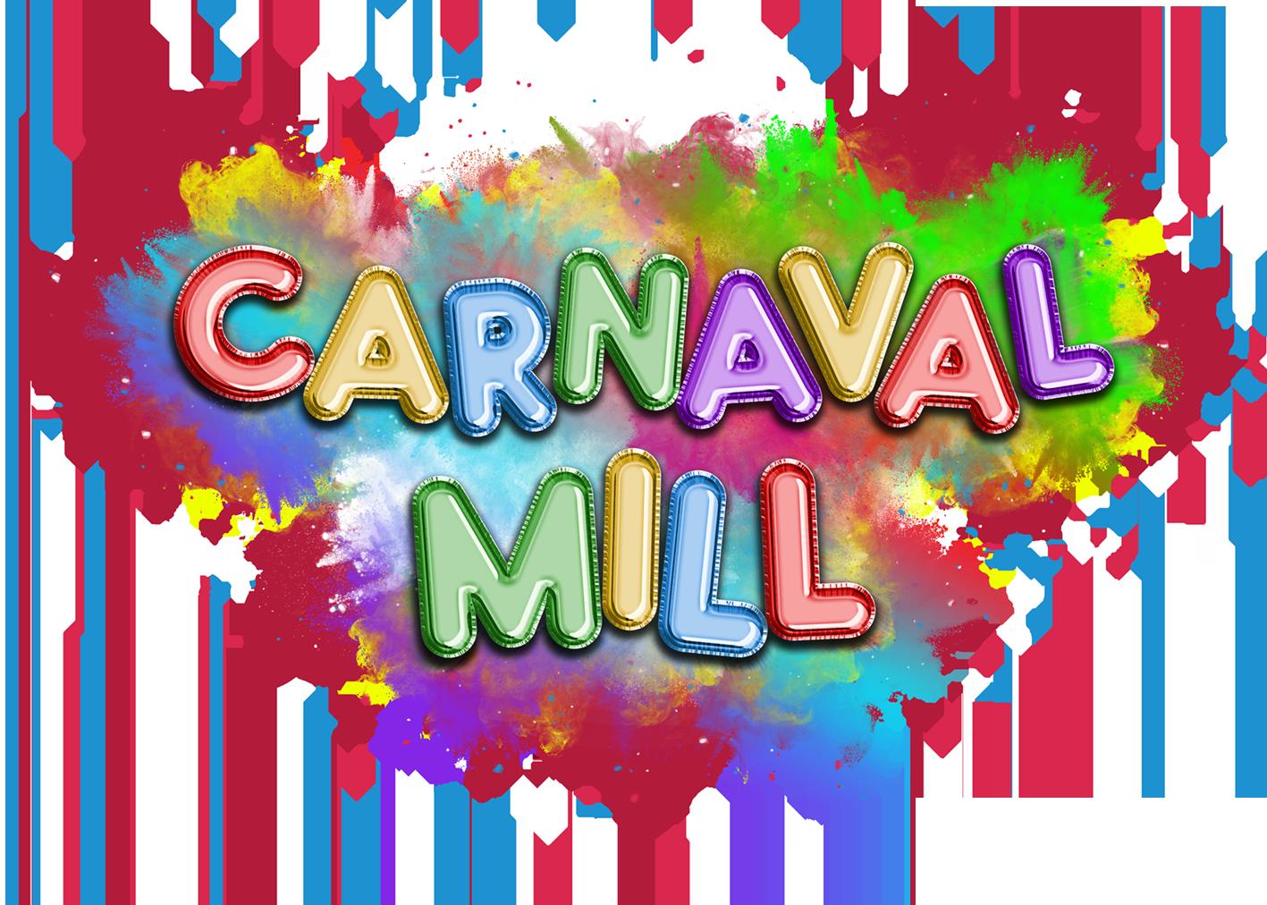 Logo Carnaval Mill Aldendrielpark