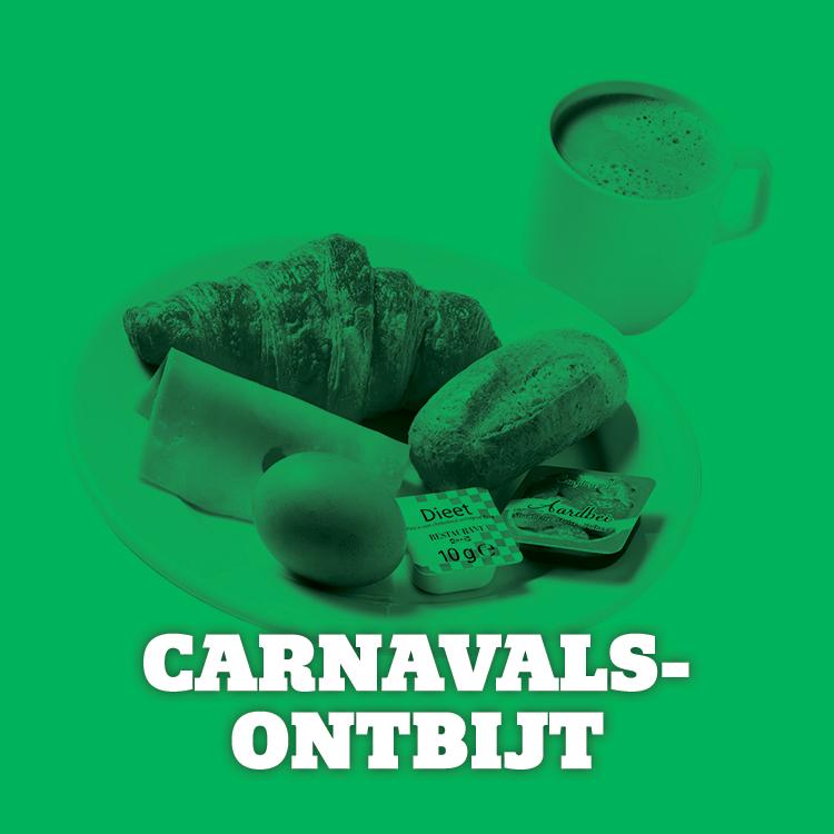 carnaval mill carnavalsontbijt